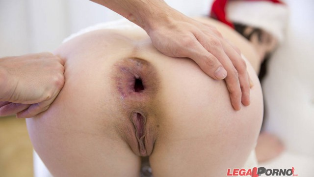 Kitana Lure & Arwen Gold double anal fucking with cream (new SINEPLEX XXXMAS scene) RS037