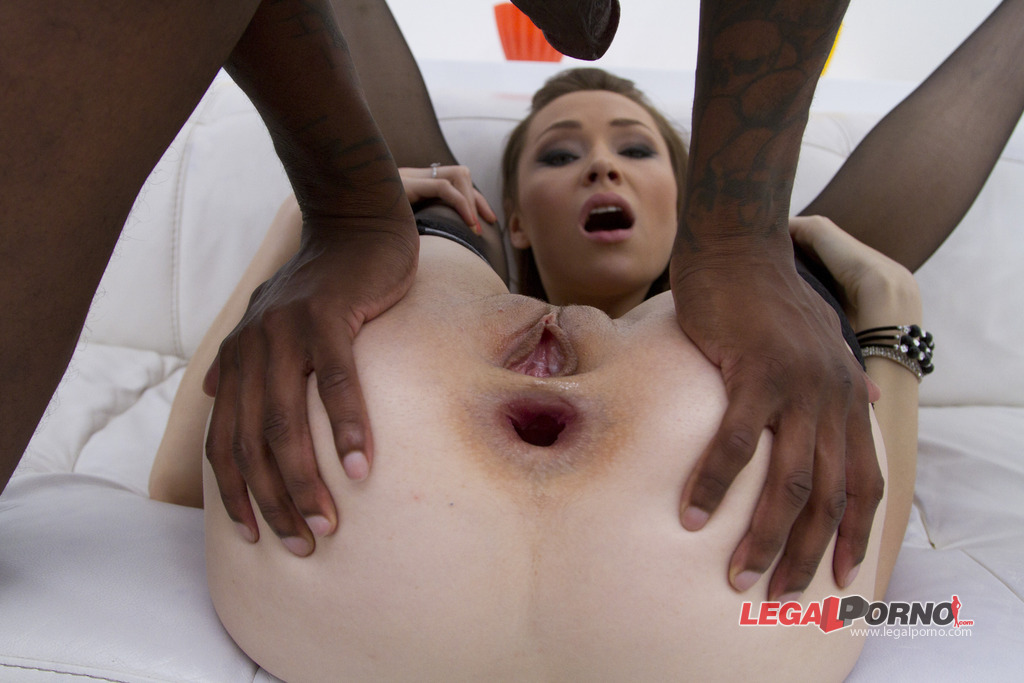 [LegalPorno] [Sineplex] Macy 3 on 1 anal and DP SZ511