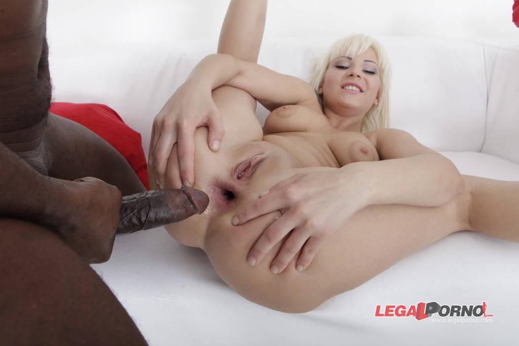 [LegalPorno] NEW Giorgio Grandi Black Buster, Mke Chapman introduce to Nataly his big black cock. Ass Fucking ball deep! GIO045