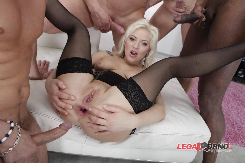Porno anal gape