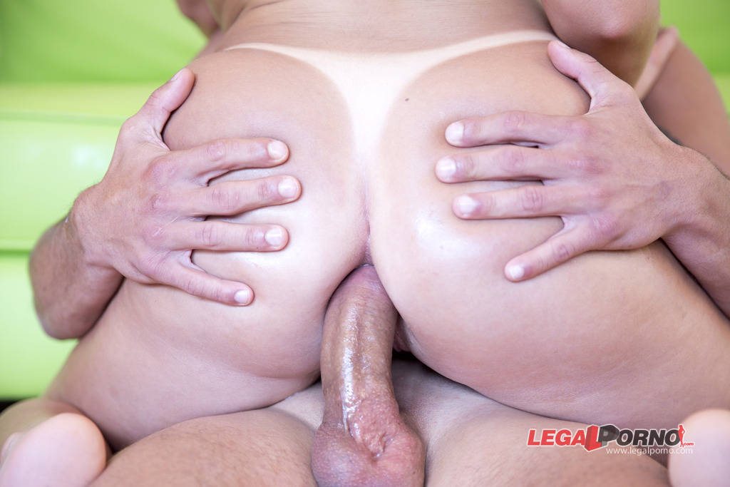[LegalPorno] [Sineplex] Big butt slut Lady Love first anal SPX004