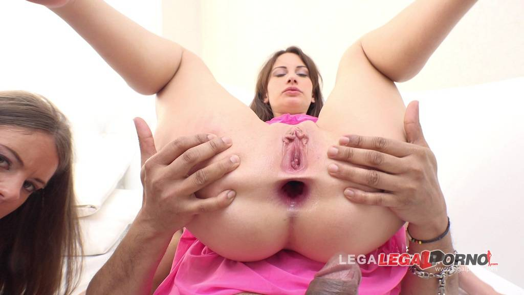 [LegalPorno] [Sineplex] Lita Phoenix & Lana Ray fucked by 3 guys & DP'ed (Lita first DAP attempt) RS152