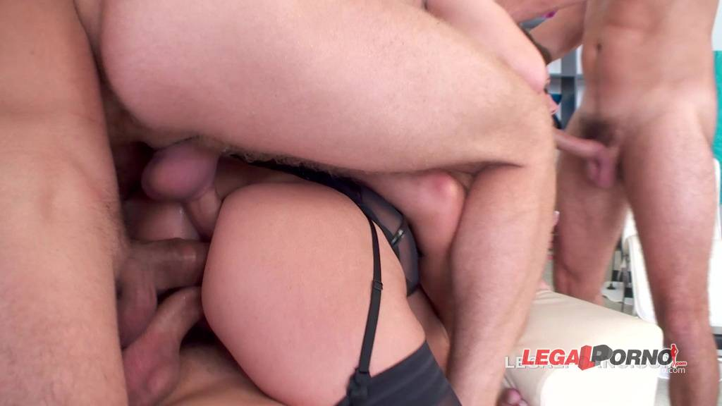 [LegalPorno] NEW Giorgio Grandi  DAP Destination. Gabriella Daniel Platered with intense DAP / short TP / great DP / good GAPES / ball deep ASSFUCKING GIO083