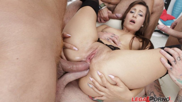 DAP Destination. Cindy Loarn Platered with DAP/DP/GAPES/FARTING COMPILATION GIO084