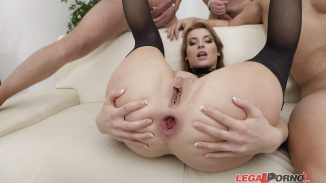 Sperma Party #14. Victoria Daniels swallows 17 cumshots after lots of DP, DAP, ATM, bj and deepthroat GIO115