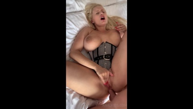 Passionate anal fucking in a hotel room with hot & horny Angel Wicky OTS192